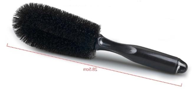 세차용품 - 휠브러쉬(블랙)
