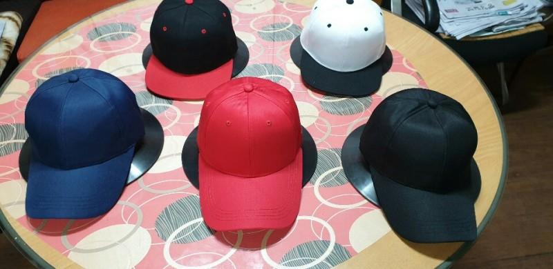 로고 없는  모자  5종