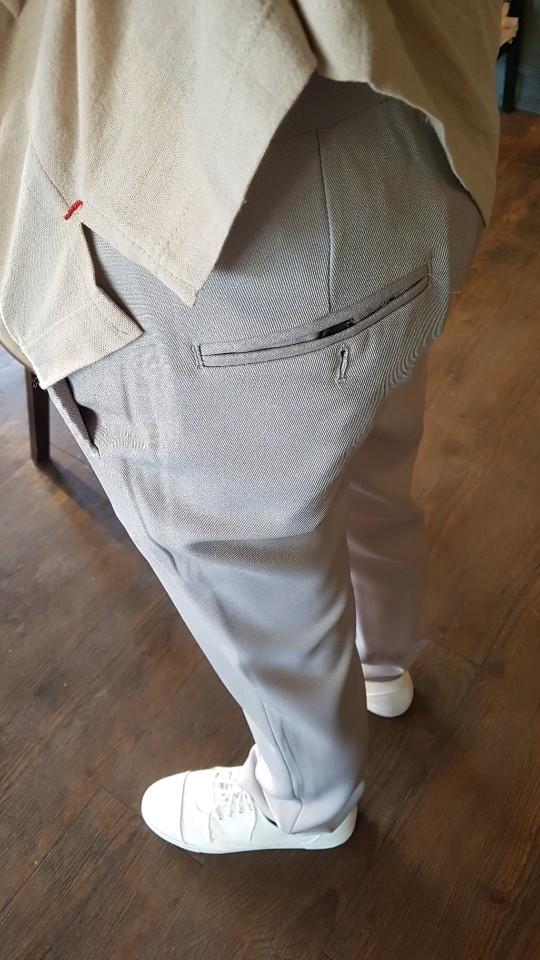 [완사입/파샬] 남성 여름 슬랙스 2컬러 - 87장 2000원