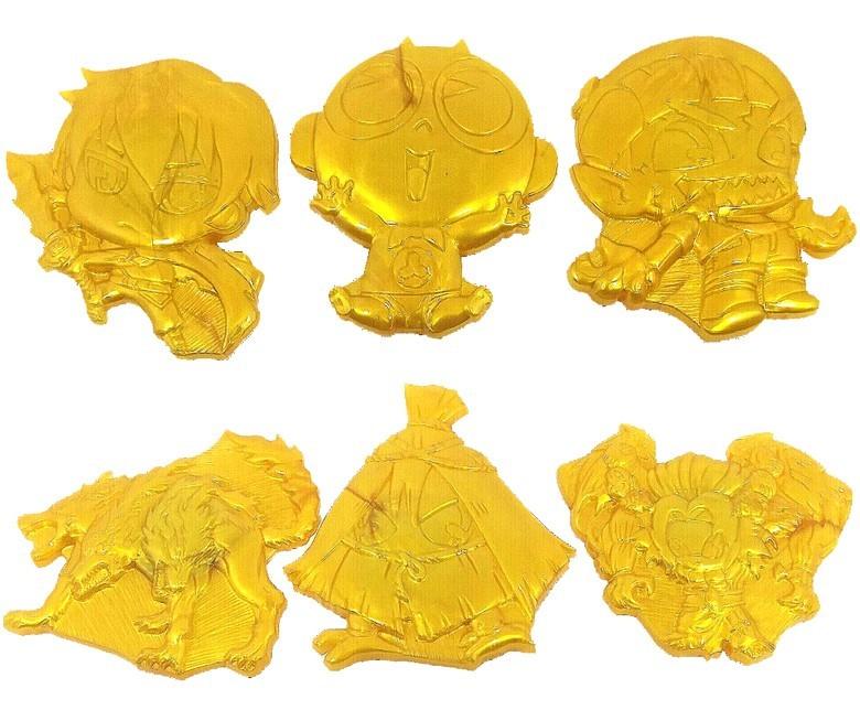 1000 신비아파트 황금 대왕딱지