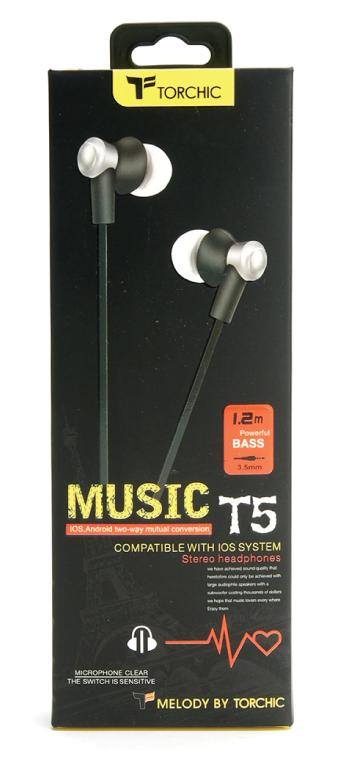 토치 T5 이어폰