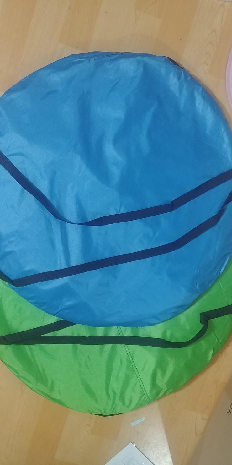 창고정리)원터치 텐트 3만원에 팝니다.새제품