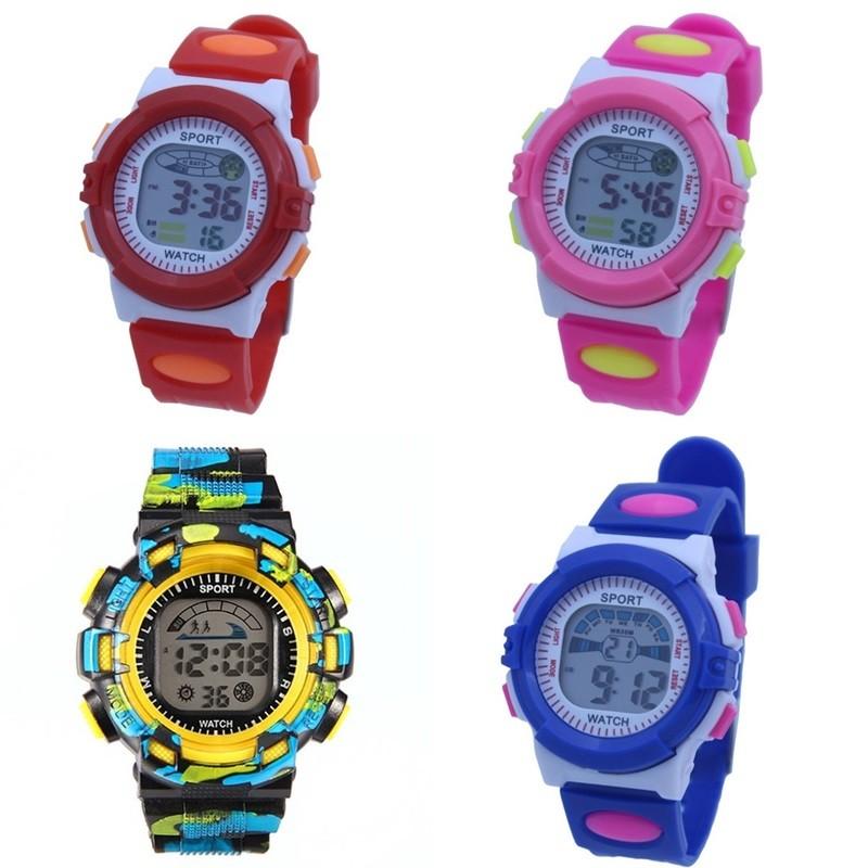 어린이 전자 손목시계