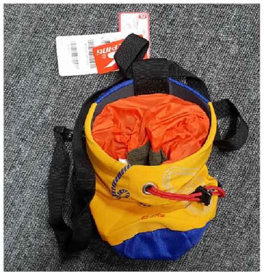 휴대용 캠핑 초크백