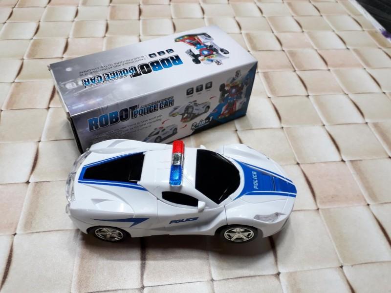 로봇변신경찰차