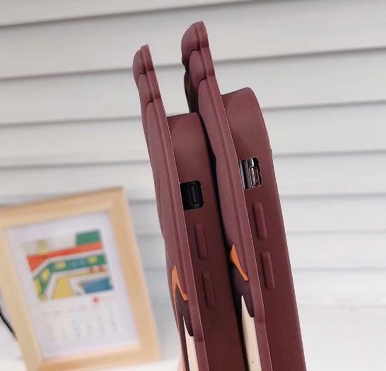 공장직배송 시원한 아이스바 실리콘 핸드폰케이스입니다 제품3060