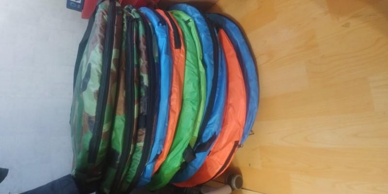원터치 텐트 팝니다.