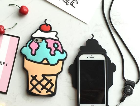 공장직배송 아이스크림디자인 핸드폰케이스입니다 제품21509