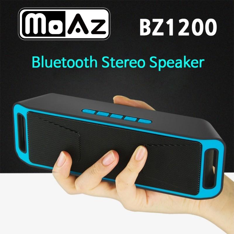MoAz 블루투스 스피커 BZ1200