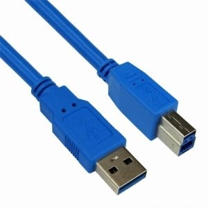 USB 3.0 A-B형 고속케이블 2.3m