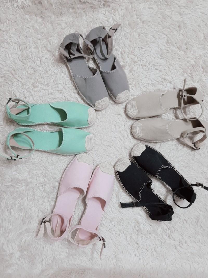 귀여운 심플 신발