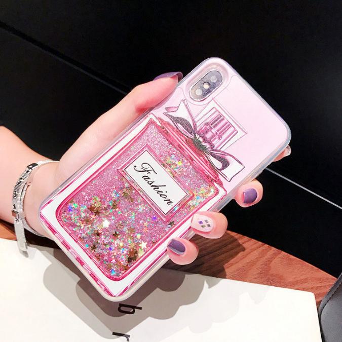공장직배송 아쿠아 글리터 핸드폰케이스입니다 제품32509