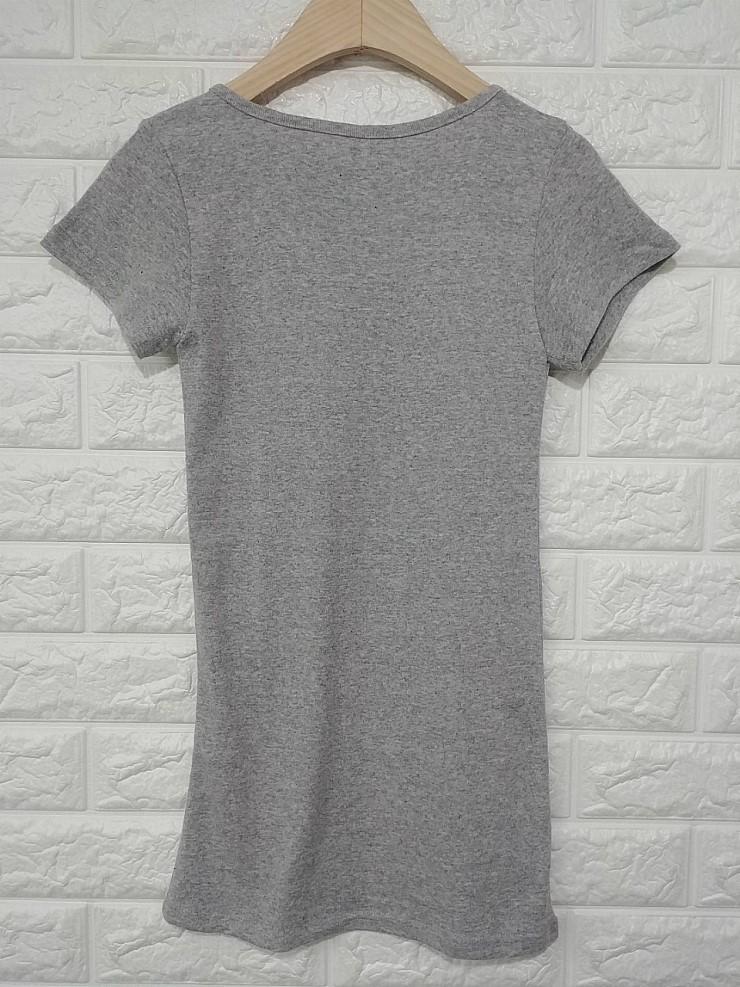 zz1299 기본 라운드 티셔츠 완사시 1,500원
