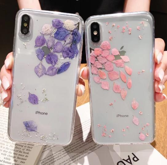 공장직배송 플라워 꽃박제 핸드폰케이스입니다 제품5160