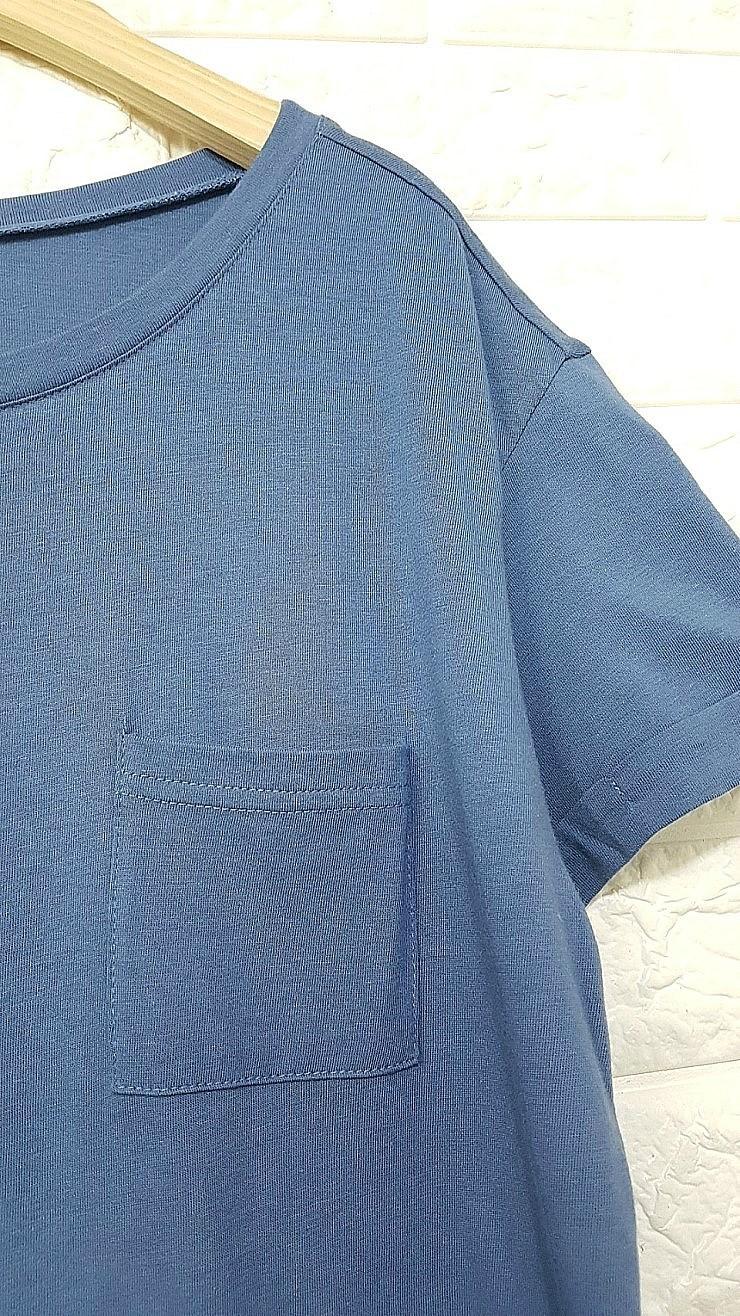 zz1285 여성 포켓티셔츠 완사시 1,500원