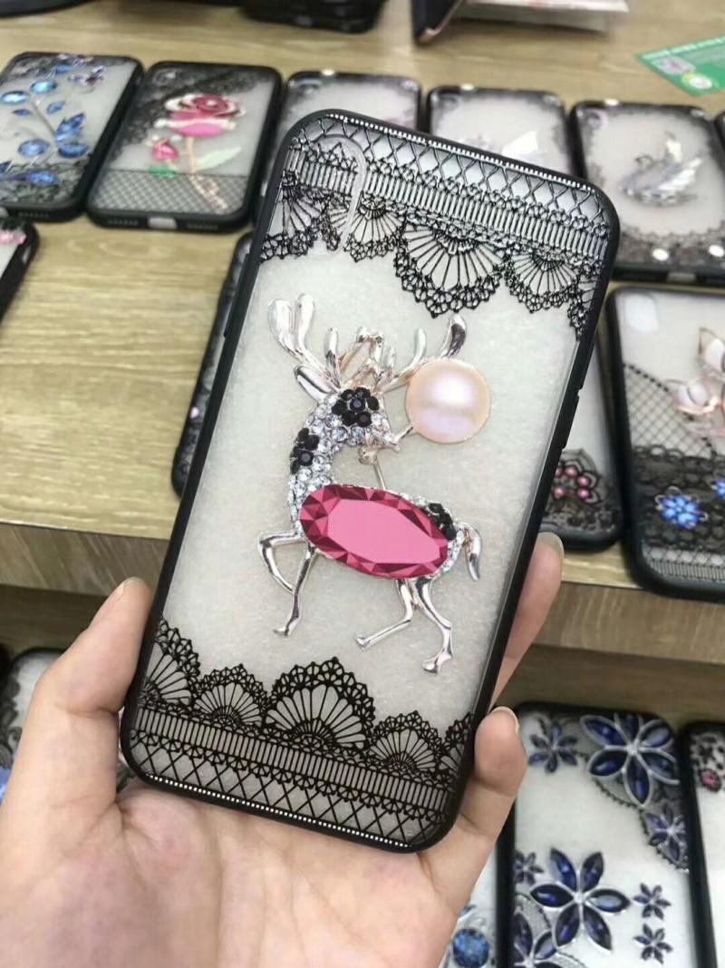 공장직배송 화려한 크리스탈 보석 핸드폰케이스 입니다 제품30908