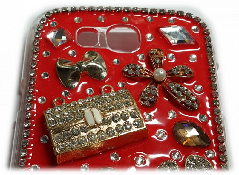 공장직배송 갤럭시그랜드 에폭시 크리스탈 보석 핸드폰케이스 입니다 제품7180
