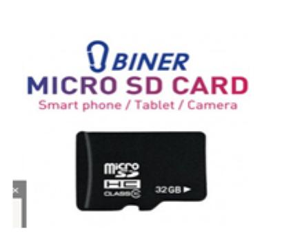 비너 32GB SD카드