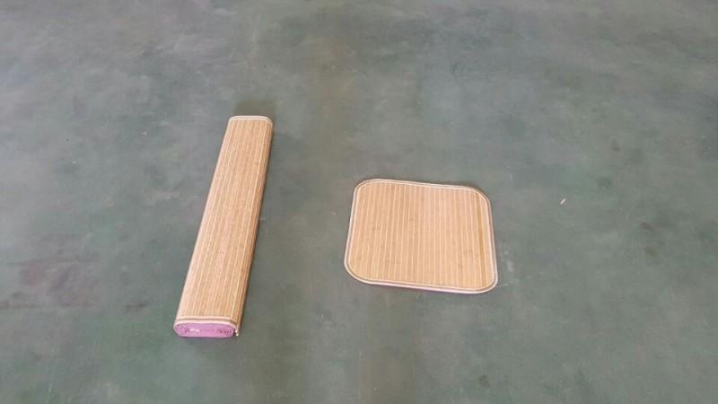 대나무 돗자리 방석 공장도가로 드립니다.