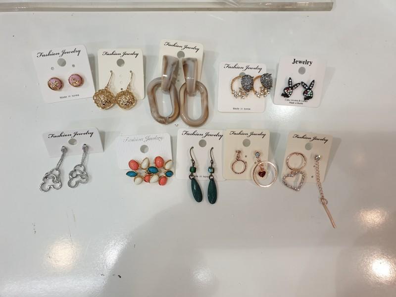 귀걸이 500원 랜덤제품